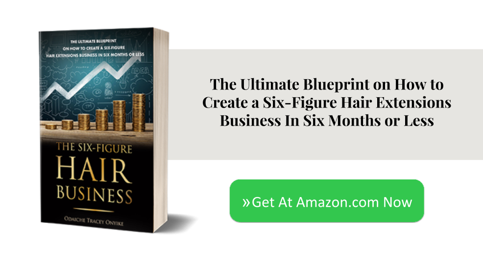 Books dache hair academy the six figure hair business the ultimate blueprint on how to create a six figure hair extensions business in six months or less malvernweather Choice Image